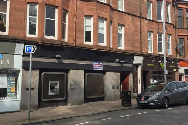 Thumbnail Retail premises for sale in Royal Bank Of Scotland - Former, 10, Lochwinnoch Road, Kilmacolm, Renfrewshire, Scotland