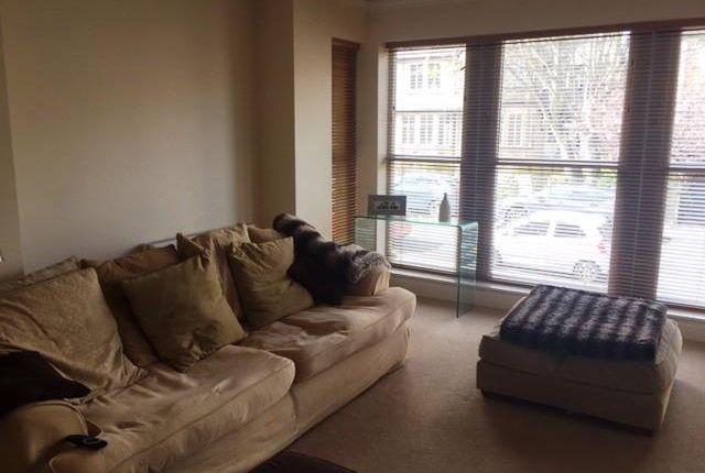 Living Room of West Cliffe Grove, Harrogate HG2