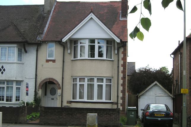 Thumbnail Semi-detached house to rent in Botley Road, Oxford