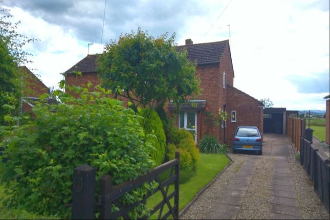 2 bed semi-detached house for sale in Church Lane, Cotheridge, Worcester