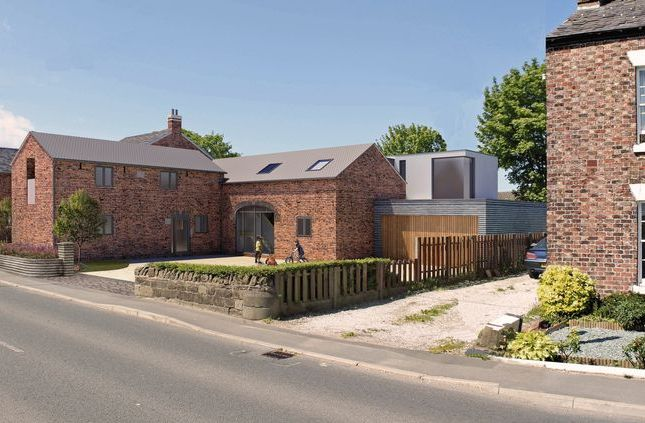 Thumbnail Barn conversion for sale in New Street, Halsall, Ormskirk