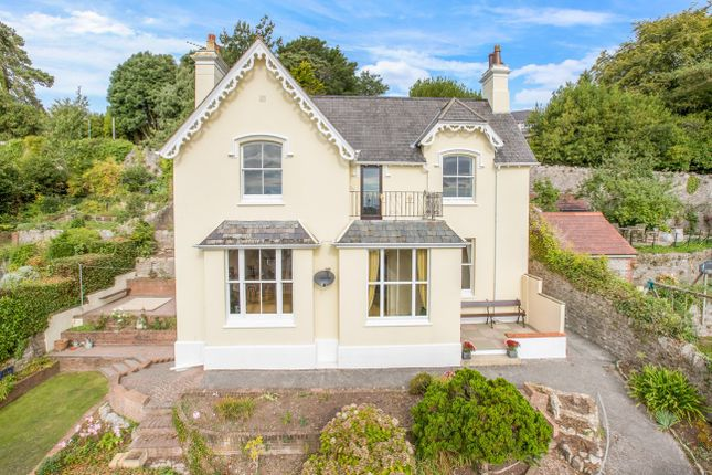 Thumbnail Detached house for sale in Laureston Road, Newton Abbot