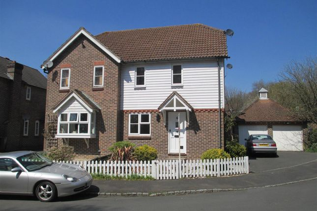 1 bed terraced house to rent in Coppice View, Heathfield TN21