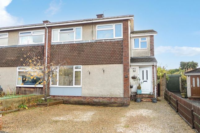 Thumbnail Semi-detached house for sale in St. Helens Drive, Wick, Bristol