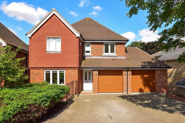 Thumbnail Detached house for sale in Harlequin Fields, Rochester, Kent