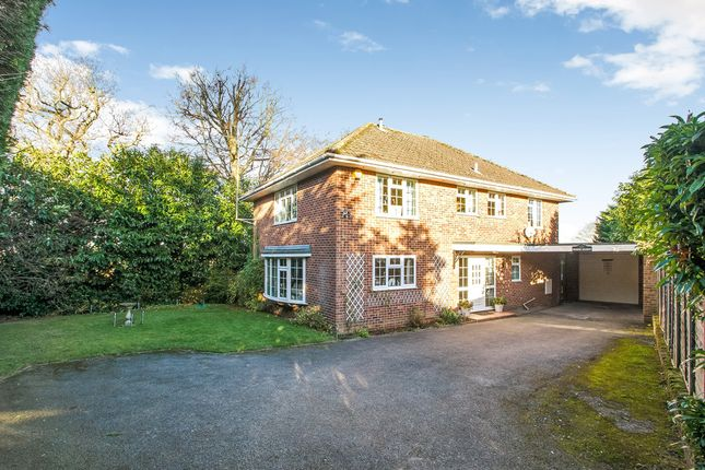 Thumbnail Detached house for sale in Queens Road, Waterlooville