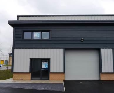 Thumbnail Light industrial for sale in Unit 8, Lockheed Court, Amy Johnson Way, Blackpool Business Park, Blackpool