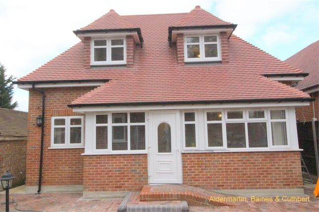 Thumbnail Detached house for sale in Park Road, New Barnet, Barnet, Hertfordshire