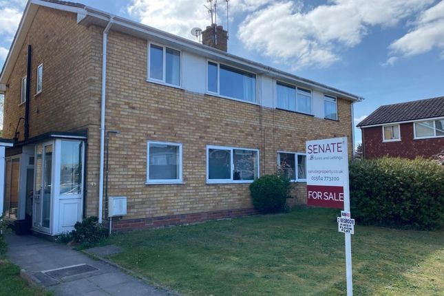 2 bed maisonette for sale in Mockley Wood Road, Knowle, Solihull B93
