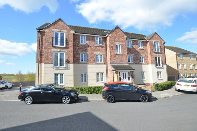Thumbnail Flat to rent in Silverwood Road, Woolley Grange, Barnsley