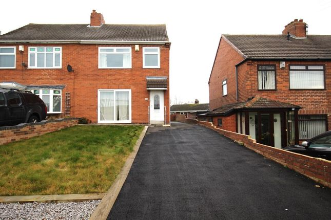 Thumbnail Semi-detached house to rent in North Road, Hetton-Le-Hole, Houghton Le Spring