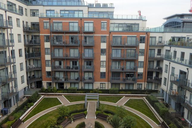 Thumbnail Flat for sale in 27 Heritage Avenue, Beaufort Park, London