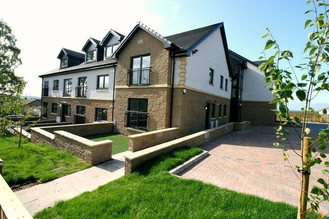 Thumbnail Flat for sale in Sandy Road, Carluke