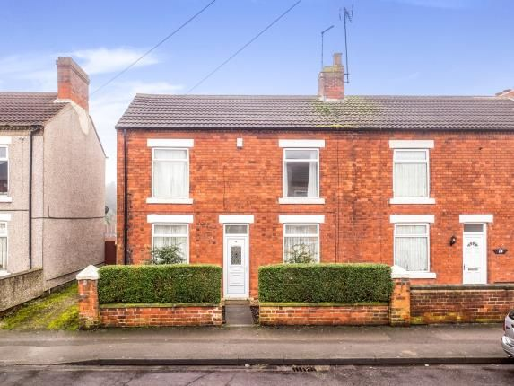 Thumbnail Semi-detached house for sale in Edward Street, Kirkby-In-Ashfield, Nottingham, Nottinghamshire