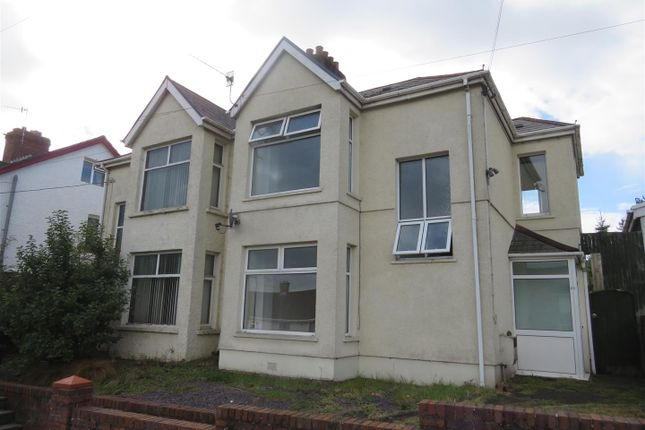 Thumbnail Semi-detached house for sale in Capel Road, Llanelli