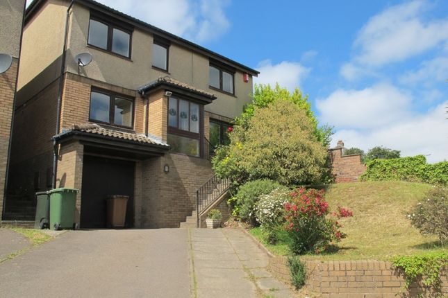Thumbnail 4 bed detached house to rent in Janefield, Edinburgh