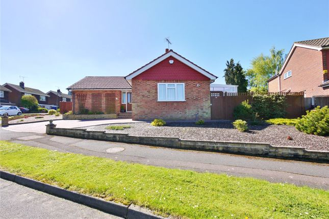 Thumbnail Bungalow for sale in The Spinney, Ongar, Essex