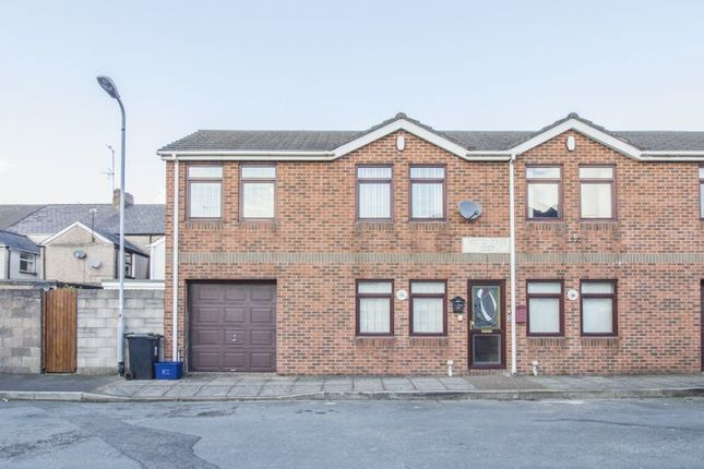 Thumbnail Semi-detached house for sale in Whitby Place, Newport