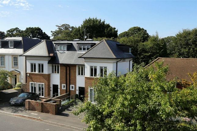 Thumbnail Semi-detached house for sale in Lancaster Gardens, Wimbledon