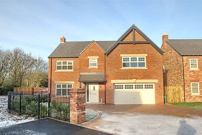 5 bed detached house for sale in Highgrove, Kirklevington, Yarm TS15
