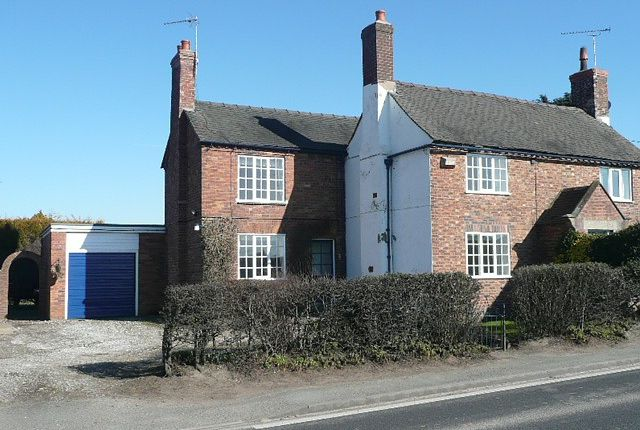 Thumbnail Property to rent in Hurleston Cottages, Chester Road, Nantwich