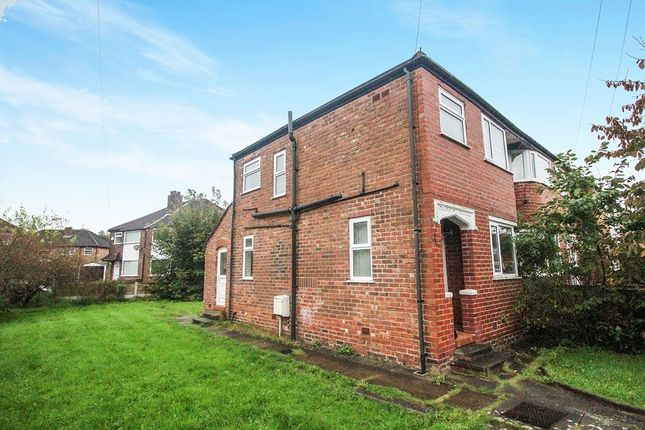 Thumbnail Semi-detached house to rent in Riverton Road, Didsbury, Manchester