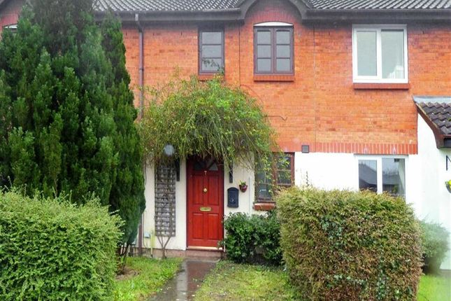 Thumbnail Terraced house to rent in Friesland Close, Shaw, Swindon, Wilts