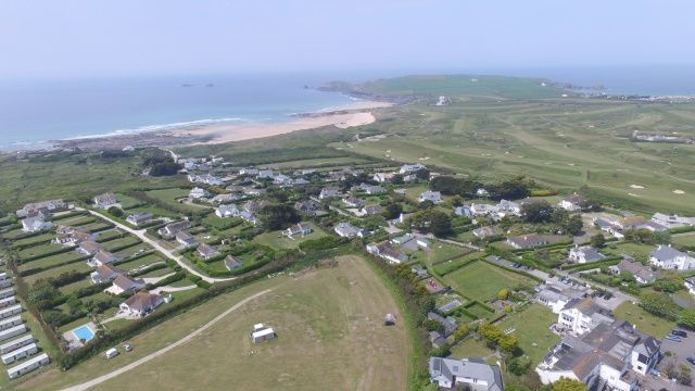 Detached house for sale in Porthcothan Bay, Padstow