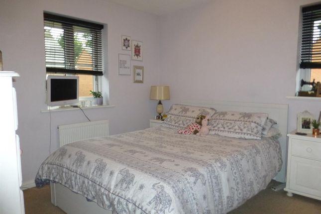 Bedroom Three of John Clare Close, Oakham LE15