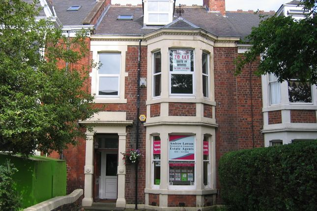 Thumbnail Office to let in St George's Terrace, Jesmond, Newcastle Upon Tyne