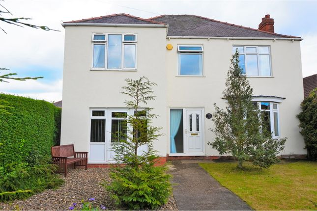 Thumbnail Detached house for sale in Woodhall Way, Beverley
