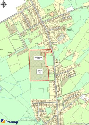 Thumbnail Land for sale in Land Off Waterloo Road, Penygroes, Llanelli