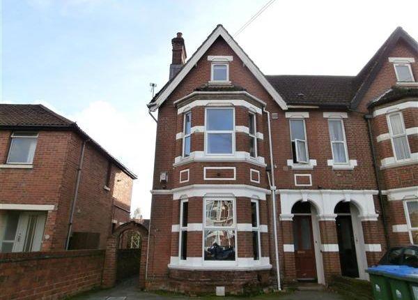 Thumbnail Flat to rent in B, Landguard Road, Southampton