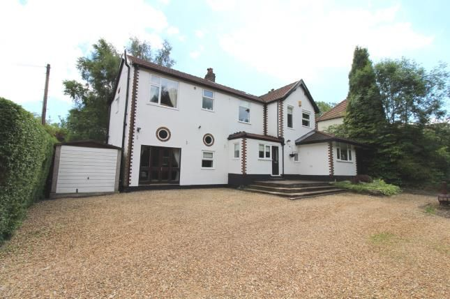 Thumbnail Detached house for sale in Nansen Road, Gatley, Cheadle, Greater Manchester