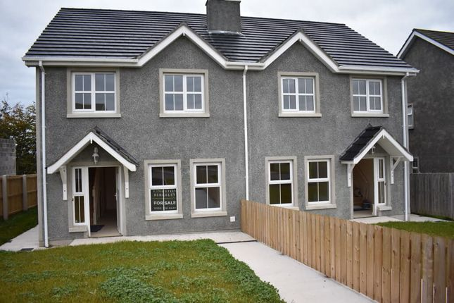Thumbnail Semi-detached house for sale in Neills Avenue, Loughgilly