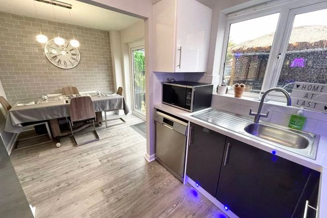 4 bed terraced house for sale in Corn Mill Drive, Farnworth, Bolton BL4