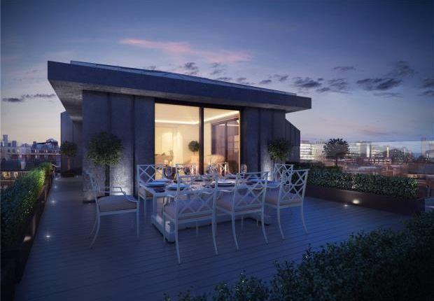 Terrace of 50 Kensington Gardens Square, Bayswater W2