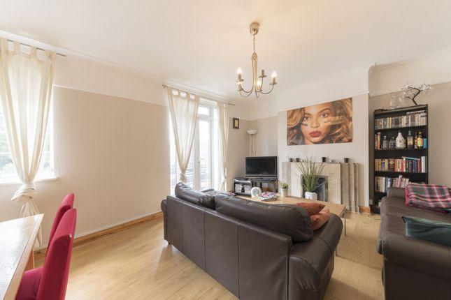Thumbnail Flat for sale in Warwick Lodge, West Hampstead Borders