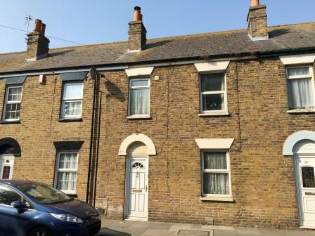Thumbnail Terraced house for sale in 44 Park Lane, Birchington, Kent