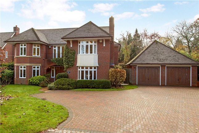 Thumbnail Detached house for sale in Carlesgill Place, Henley On Thames, Oxfordshire