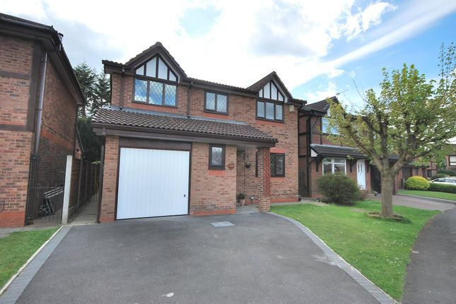 Thumbnail Detached house to rent in Chalfont Drive, Astley, Tyldesley, Manchester
