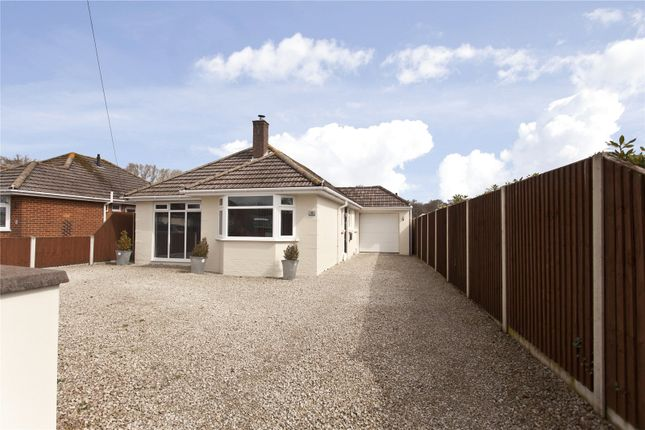 Thumbnail Detached bungalow for sale in Stalbridge Road, Creekmoor, Poole