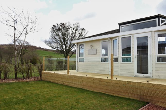 Thumbnail Mobile/park home for sale in Willerby New Jersey, High Hesket, Carlisle, Cumbria