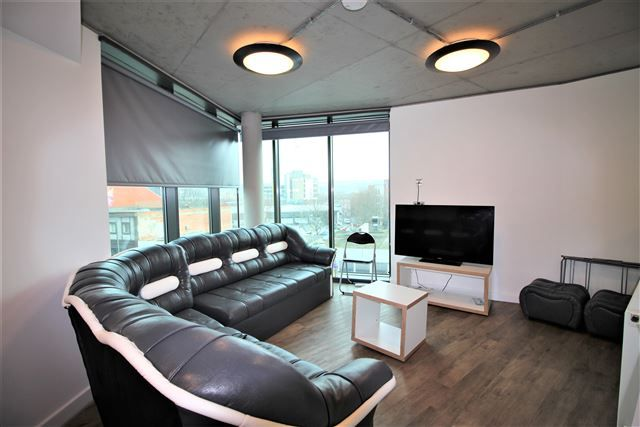 Thumbnail Studio to rent in London Court, London Road, Sheffield