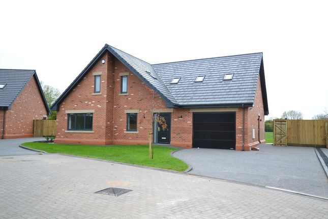 Thumbnail Detached house for sale in Hall Moss Lane, Bramhall, Stockport