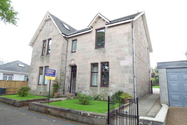 Thumbnail Duplex for sale in Finnart Street, Greenock