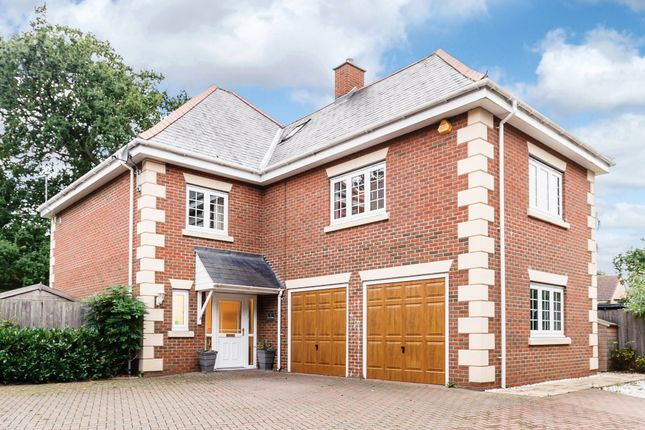 Thumbnail Detached house for sale in The Oaks, Norwich Road, Norwich, Norfolk