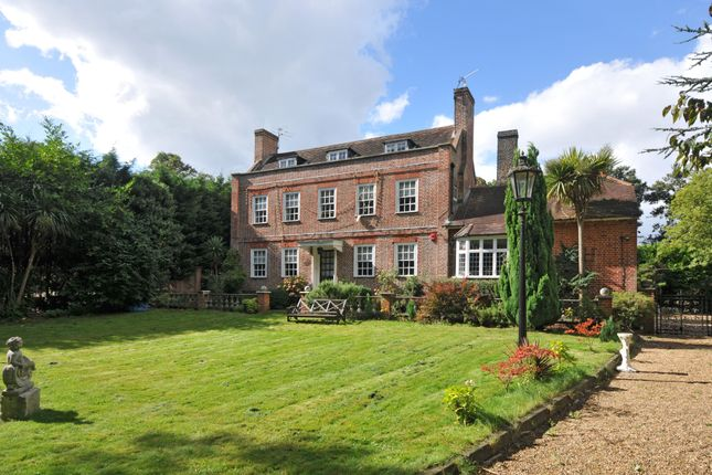 Thumbnail Detached house to rent in London Road, Wallington