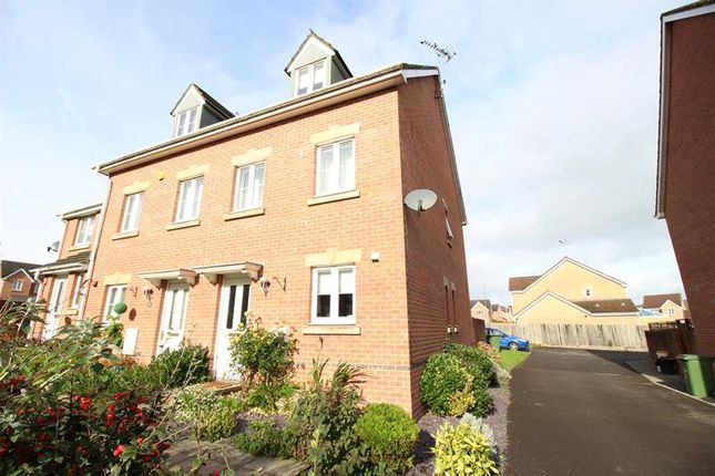 Thumbnail Semi-detached house for sale in Black Prince Road, Caerphilly