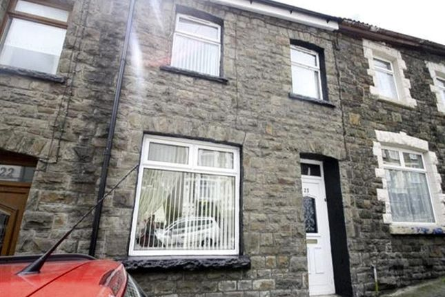 Thumbnail Terraced house to rent in Clydach Vale -, Tonypandy
